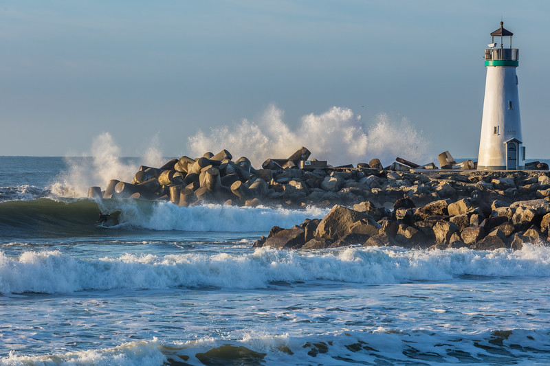 Surfing the Jetty 1