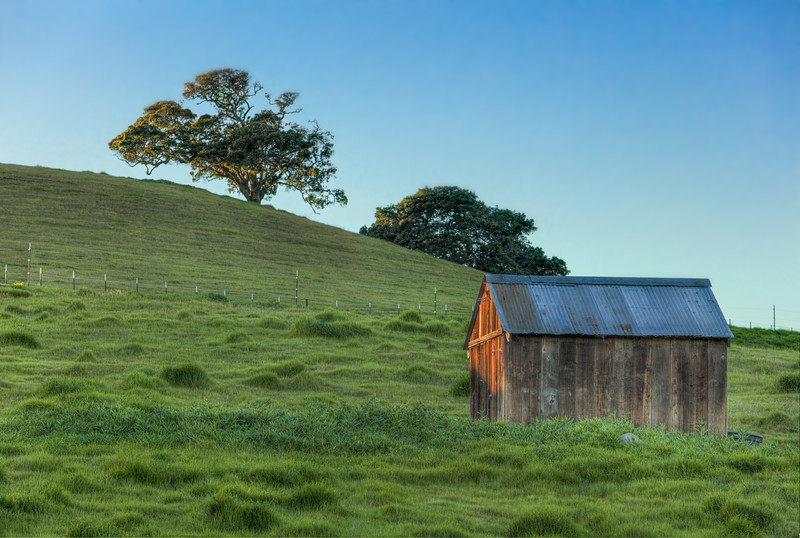 Hollister Hill Barn