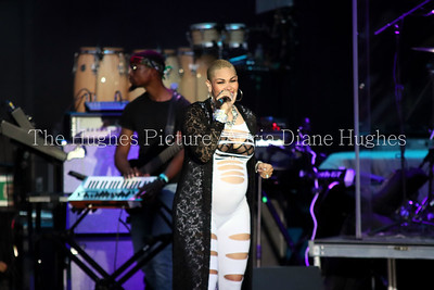 Keke Wyatt performed live at the 2017 Essence of Music Concert Series in  Philadelphia, Pennsylvania