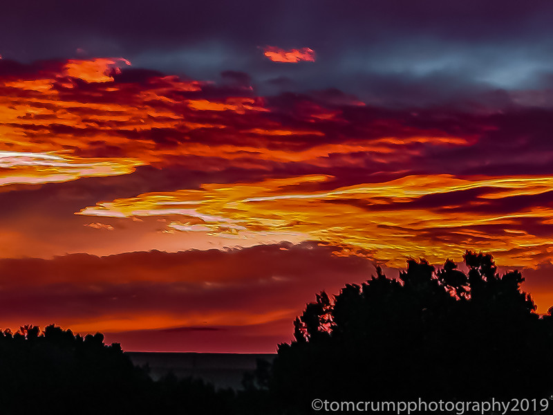 Sunset SantaFe, New Mexico