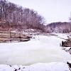 Cataract Lower Falls, Indiana