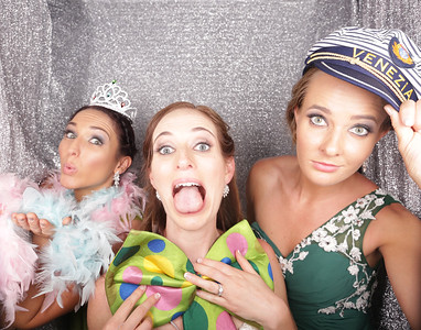 The Wedding of Kellie & Travis Photobooth Photos