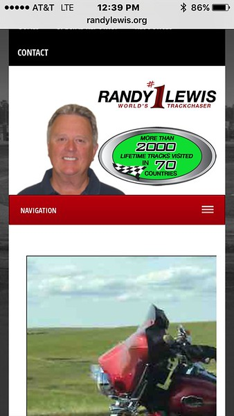 "Check things out at  <a href=""http://www.randylewis.org"">http://www.randylewis.org</a>."