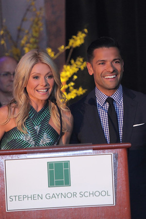 Kelly Ripa / Mark Consuelos Fundraiser