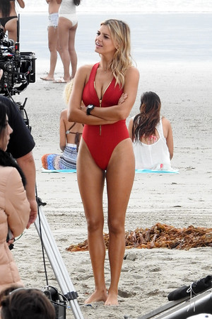 Kelly Rohrbach spotted in Venice