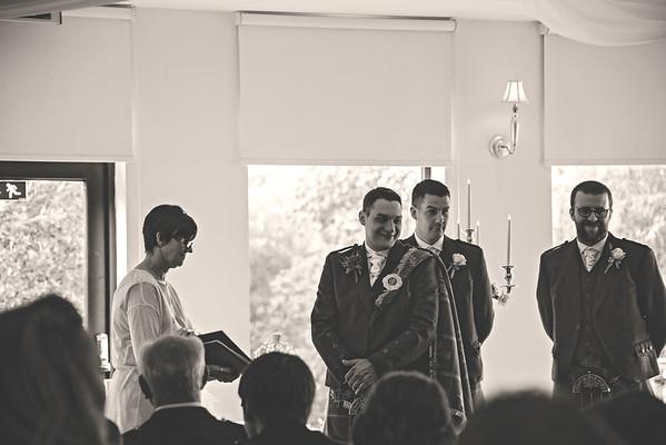 Kelly & Scott Wedding -Ceremony