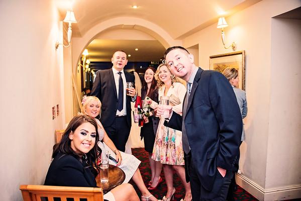 Kelly & Scott Wedding Reception