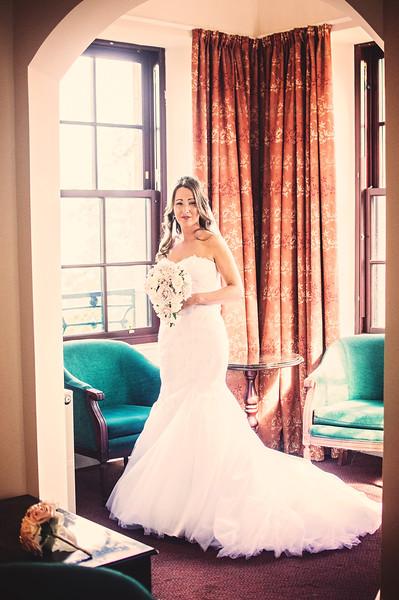 Kelly and Scott Wedding Bridal