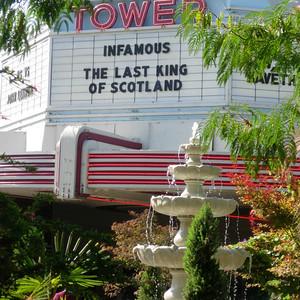 Tower theatre Sacramento, CA