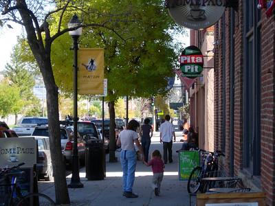 Main Street Bozeman, MT