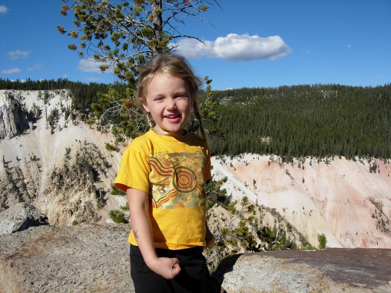 Grand Canyon of YellowstoneYellowstone National Park
