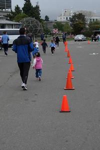 Kids race Lake Merritt Joggers and Striders  Oakland, CA