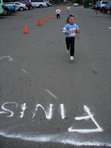 March 2007 4th Sunday Run Lake Merritt Joggers and Striders  Oakland, CA