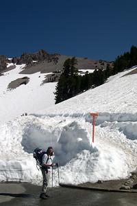 Lassen Summit trailhead
