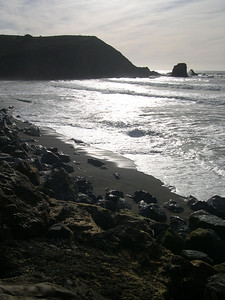 Pacifica beach