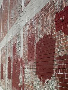 Wall in Fresno