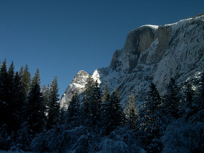 Half dome CA USA