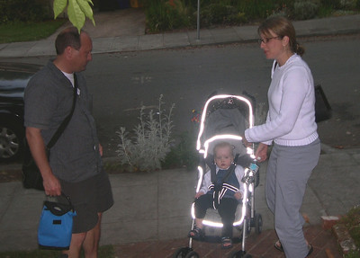 Eric and Jodi pick up Emma for the last timeOakland CA USA