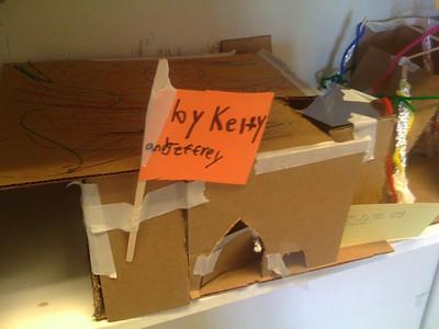 Kelly's art gallery design