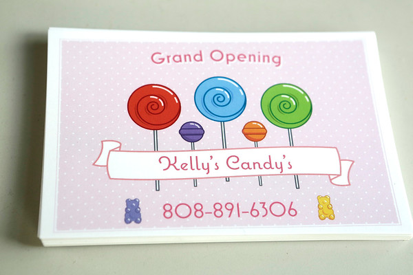 Kelly's Candy