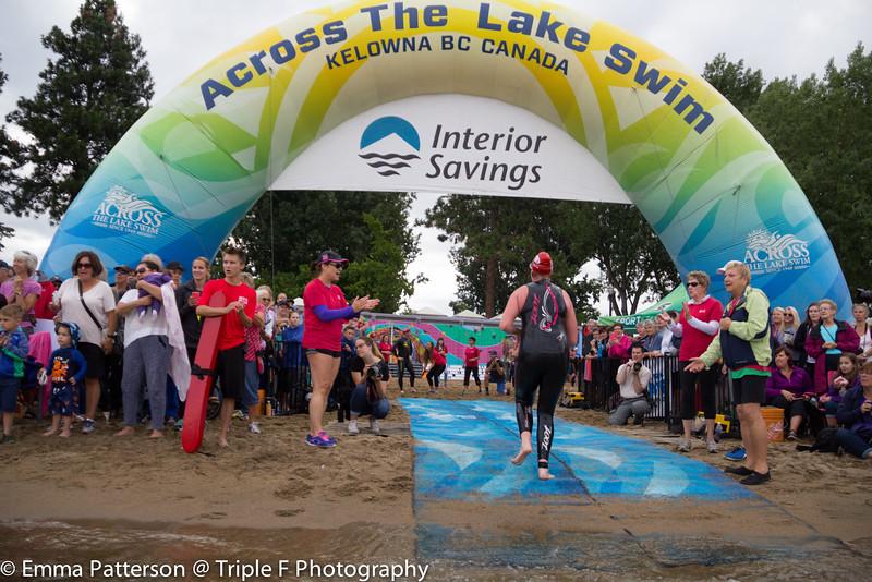 Across The Lake Swim