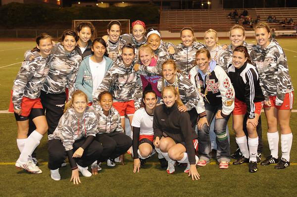 Franklin Pierce Soccer 2009