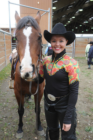 Kelsey Central Washington Western Horse Show