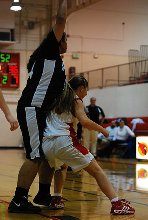 Kelsey Franklin Pierce Basketball 07-08