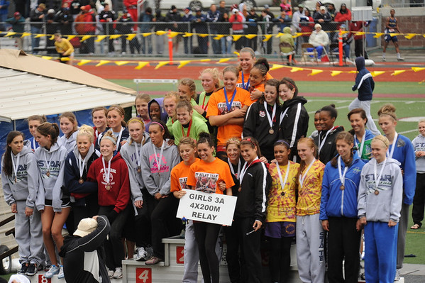 Kelsey State Track Meet 2010