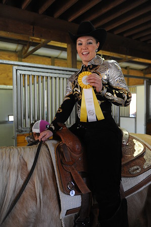 Kelsey's 2015 Central Horse Show