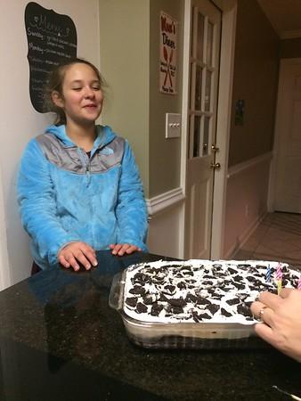 kelsey's birthday 2016