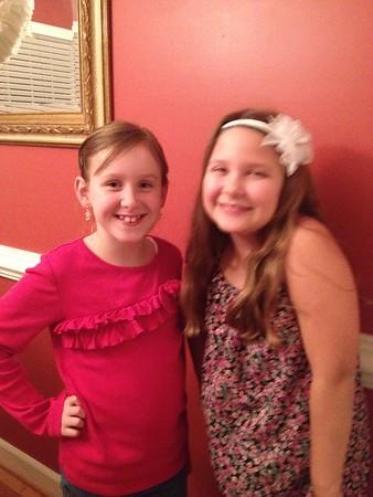Kelsey's 9th Birthday