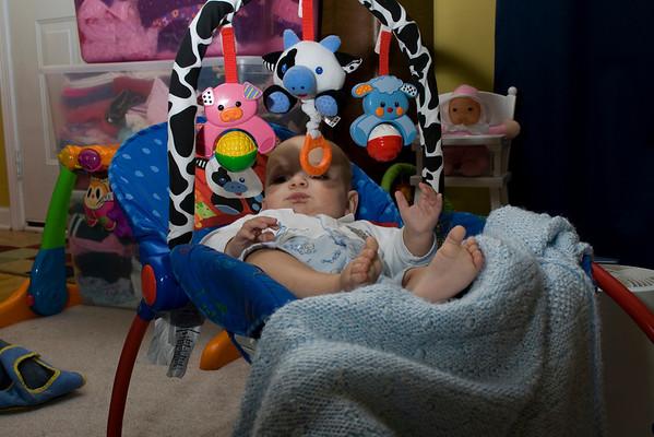 2009_11_21 Kelton in the chair.