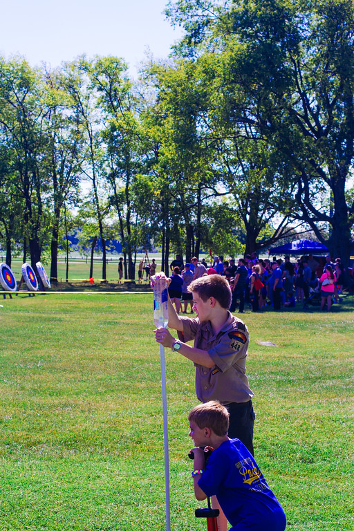 2016-09-24 - Cub Scout Field Day
