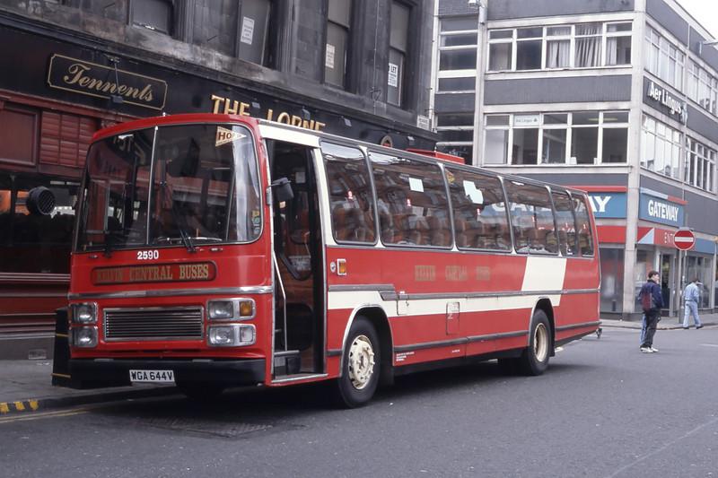 KCB 2590 Howard Street Glasgow May 93