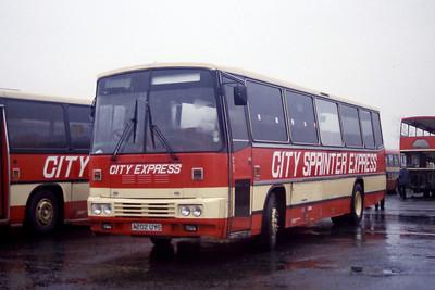 KCB 3192 Stepps Depot Mar 95