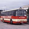 KCB 3192 Buchanan Bus Station Glasgow May 93