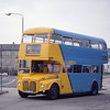 KCB 1929 Clydebank Bus Station Nov 90
