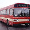 KCB 1124 Airdrie Bus Station Glasgow Jan 94
