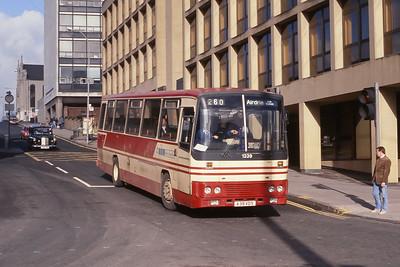 KCB 1239 North Hanover Street Glasgow Feb 91