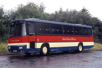 KCB 3195 Motherwell Depot Feb 92