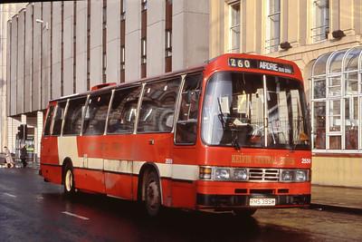 KCB 2559 George Square Glasgow Feb 92