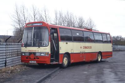 KCB CL177 Airdie Depot Feb 97