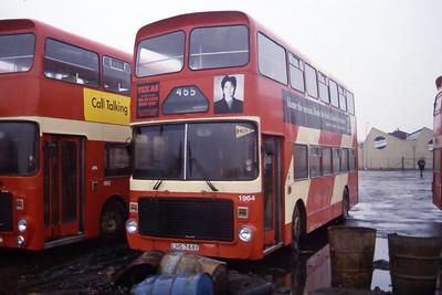 KCB 1964 Kirkintilloch Depot Mar 95
