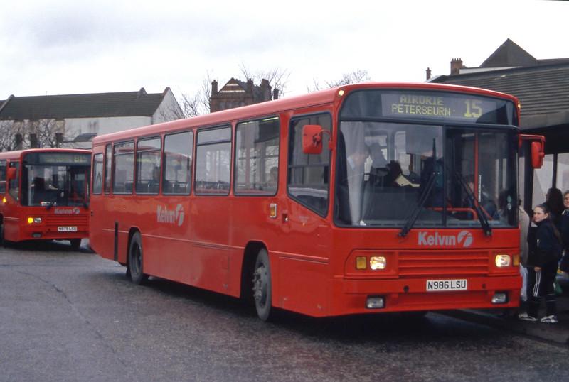 KCB SV486 South Circular Road Coatbridge Mar 97