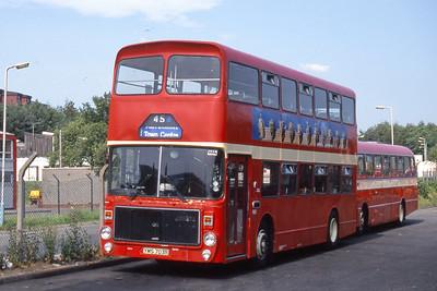 KCB 1981 Cumbernauld Depot Aug 94