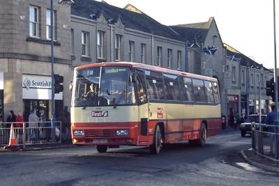 KCB_First Glasgow No 2 CD91 Cowgate Kirkintilloch Feb 99