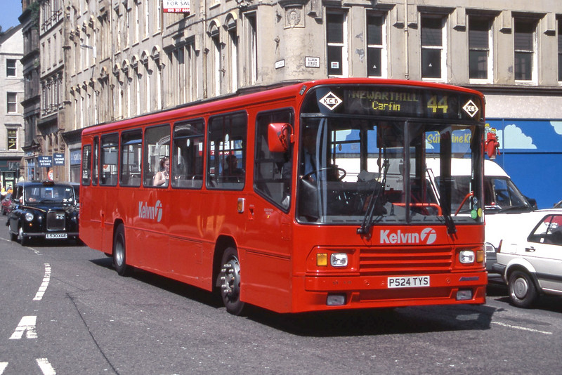 KCB SV524 Glasgow Cross May 97