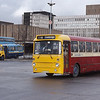 KCB 1542 Buchanan Bus Station Glasgow Jan 90