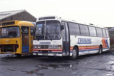 KCB 2587 Kirkintilloch Depot Mar 92